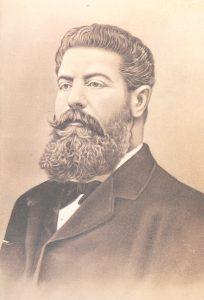 Foto Benito aguilar 1906 Biblioteca Nacional